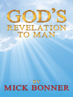 God's Revelation To Man