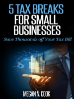 5 Tax Breaks for Small Businesses