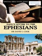 Paul's Letter to the Ephesians