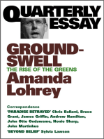 Quarterly Essay 8 Groundswell