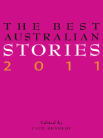 The Best Australian Stories 2011