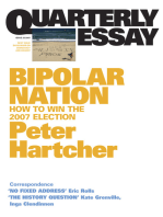 Quarterly Essay 25 Bipolar Nation