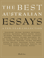 The Best Australian Essays