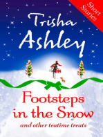 Footsteps in the Snow and other Teatime Treats
