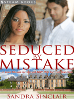 Seduced by Mistake - A Sensual Billionaire and Interracial BWWM Erotic Romance from Steam Books