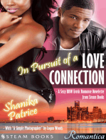 "In Pursuit of a Love Connection (with ""A Simple Photographer"") - A Sexy BBW Erotic Romance Novelette from Steam Books"
