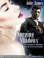 Surging Shadows - A Sexy Supernatural New Adult Romance Paranormal Novelette from Steam Books