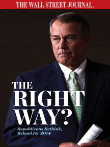 The Right Way? Republicans Rethink, Reload 2014