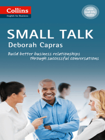 Small Talk: B1+ (Collins Business Skills and Communication)