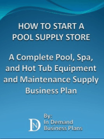 How To Start A Pool Supply Store
