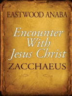 Encounter With Jesus Christ ( Zacchaeus)