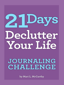 21 Days Declutter Your Life Journaling Challenge