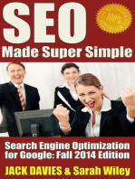 SEO Made Super Simple - Search Engine Optimization for Google