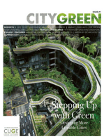 Stepping Up with Green, Citygreen Issue 7