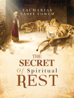 The Secret of Spiritual Rest