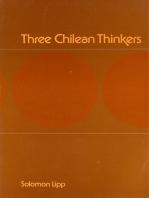 Three Chilean Thinkers