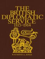 The British Diplomatic Service