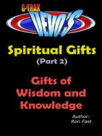 G-TRAX Devo's-Spiritual Gifts Part 2