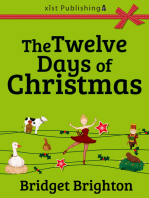 The Twelve Days of Christmas: A Christmas Counting Book