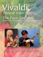 Vivaldi, Theme from Spring, The Four Seasons