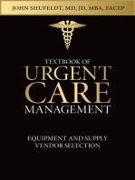 Textbook of Urgent Care Management