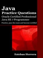 Java Practice Questions