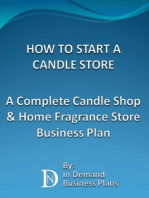 How To Start A Candle Store