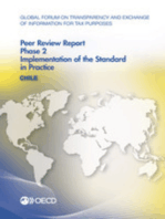 Global Forum on Transparency and Exchange of Information for Tax Purposes Peer Reviews: Chile 2014:  Phase 2: Implementation of the Standard in Practice