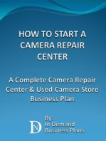 How To Start A Camera Repair Center