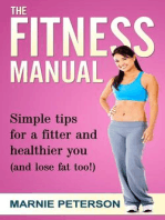 The Fitness Manual