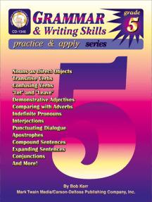 Grammar & Writing Skills, Grade 5