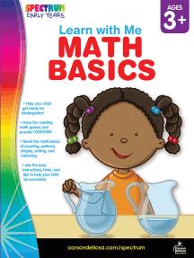 Math Basics, Ages 3 - 6