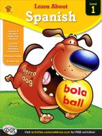 Spanish, Grades 1 - 3