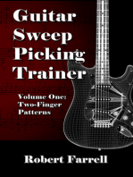 Guitar Sweep Picking Trainer