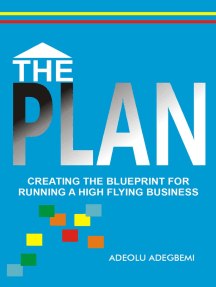 The Plan:Creating the Blueprint for Running a High Flying Business