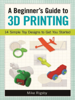 A Beginner's Guide to 3D Printing