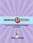 Project on Lululemon : Marketing Campaign