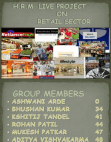 HRM Project on Retail Sector