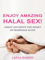 Enjoy Amazing Halal Sex!