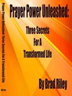 Prayer Power Unleashed
