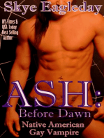 Ash: Before Dawn (Native American Gay Vampire Romance)