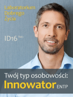 Twój typ osobowości: Innowator (ENTP)