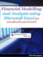 Financial Modelling and Analysis