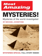 Most Amazing Mysteries!