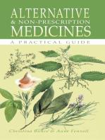 Alternative and Non-Prescription Medicines