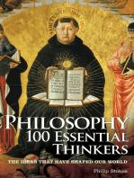 Philosophy 100 Essential Thinkers