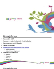 Business Intelligence on Godrej Interio
