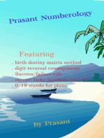 Prasant Numberology
