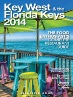 Key West & the Florida Keys 2014 (The Food Enthusiast's Complete Restaurant Guide)