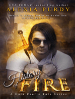History of Fire (A Dark Faerie Tale #5)